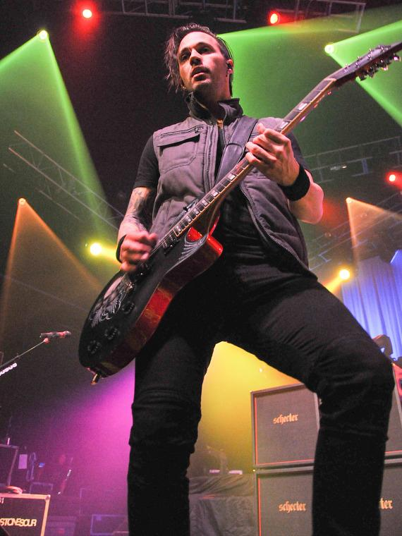 Stone Sour Performs at The Joint in Hard Rock Hotel Las Vegas