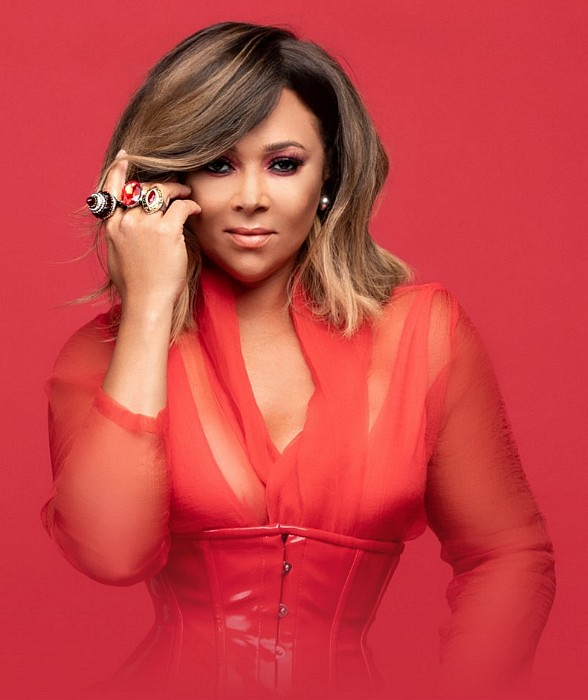 """R&B Icon Tamia Brings the """"Passion Like Fire Tour"""" to House of Blues Las Vegas Oct. 20"""