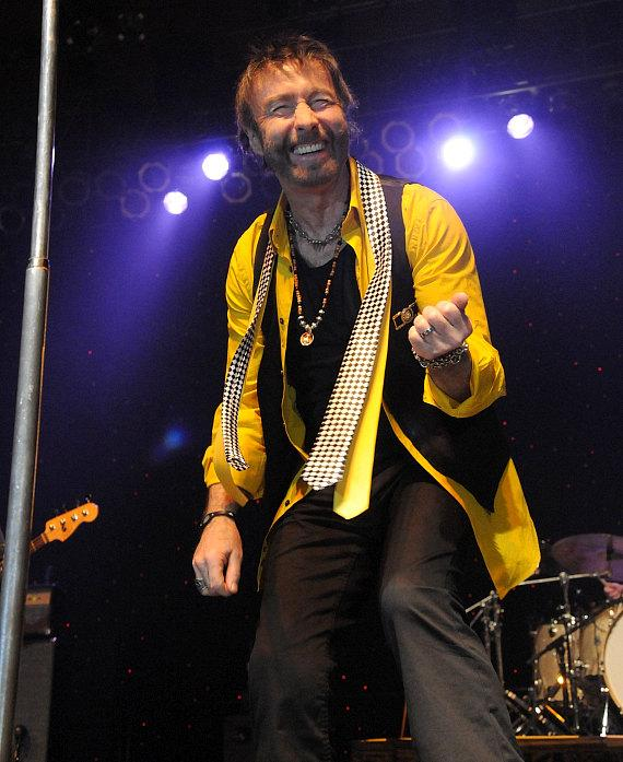 Paul Rodgers performs at the Eastside Cannery in Las Vegas