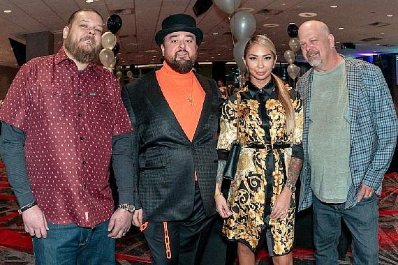 Pawn Stars' Chumlee Throws Pre-Wedding Party at the D Las Vegas