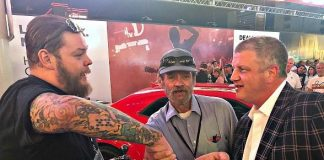 Pawnstars' Corey Harrison Negotiates Deal with 'Demon' Muscle Car Contest Winner at the D Las Vegas