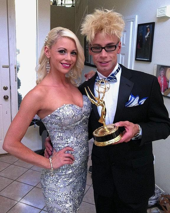 Murray and Chloe Present and Perform at 39th Annual NATAS PSW Emmy Awards in Las Vegas