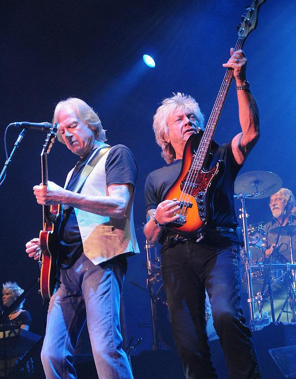 The Moody Blues Brings 'Timeless Flight – The Polydor Years' Tour to The Pearl at Palms Casino Resort May 3, 2015