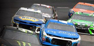 NASCAR Races to Las Vegas to Launch Monster Energy Cup Series Playoffs