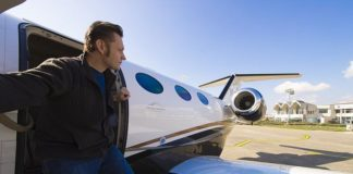 Experience A Private Jet Charter To Las Vegas