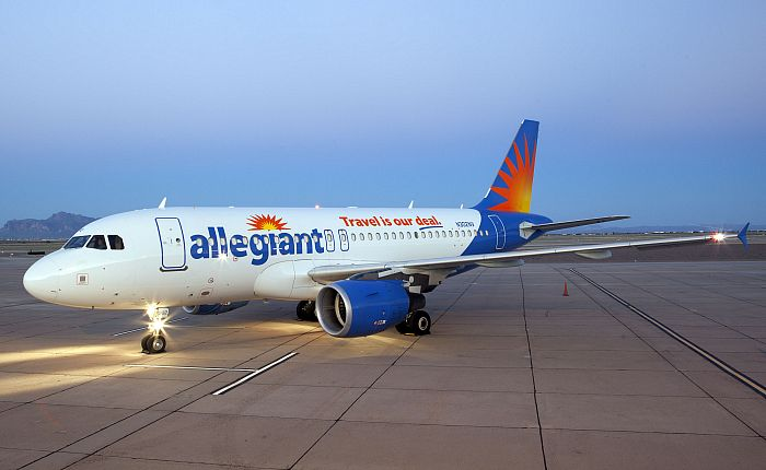 Allegiant to Provide Personal Health and Safety Kits to Customers on All Flights