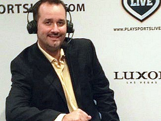 """Mike Hammer and Brian Shapiro of """"The Vegas Take"""" on CBS Sports Radio welcome Poker Pro Phil Helmuth, Boxing Promoter Bob Arum and Journalist Norm Clarke on Saturday, October 29"""