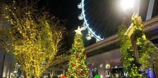 November Brings Holiday Cheer and New Light Show to The LINQ Promenade