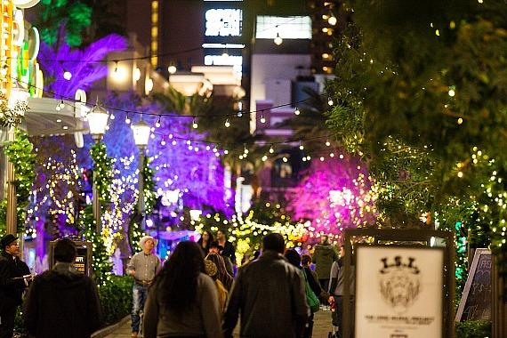 Celebrate the Holidays with the Perfect Trifecta Package at The High Roller, Tubing Hill at Winter PARQ and Caesars Chalet