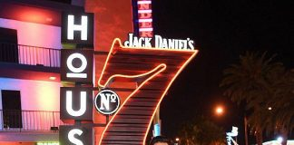 Jack Daniel's Brings House No. 7 to Las Vegas