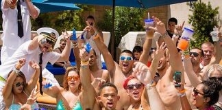 Sapphire Pool & Day Club Announces Opening Weekend Parties & Splash-Tacular Events