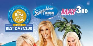 Opening Weekend at Sapphire Pool & Day Club to Feature Tasha Reign, Lolly Ink, & Brooke Haven May 3