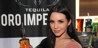 """Vanderpump Rules"" Star Scheana Marie Hosts Oro Imperial's ""Tequila Thursday"" at the D Casino Hotel Las Vegas"