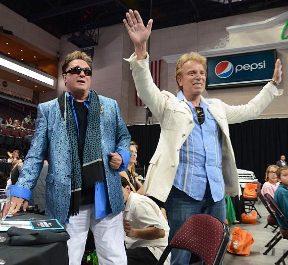 """Siegfreid and Roy Appear at The Animal Foundation's 10th Annual """"Best In Show"""""""