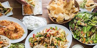 Sharky's Modern Mexican Kitchen Brings Their Feel-Good Mexican Cuisine to the Southwest Valley
