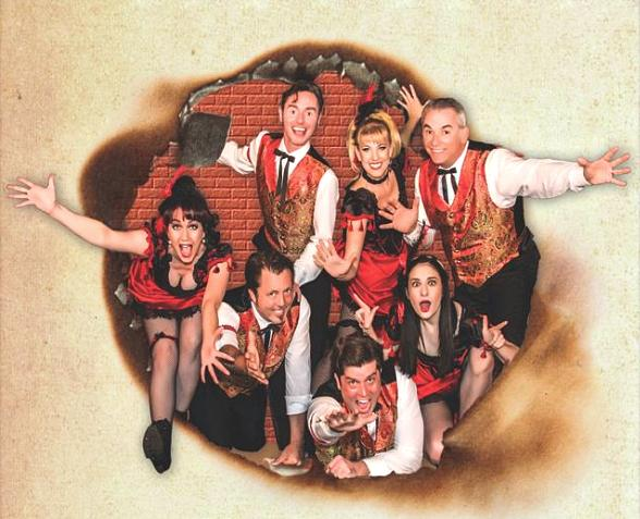 GRAND OLE VEGAS REVUE opened at the Plaza Hotel and Casino on November 3, 2012