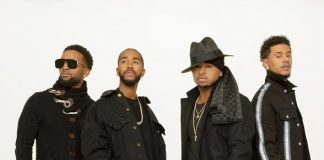 """Multi-Platinum R&B Group B2K Reunites on """"The Millennium Tour"""" Making a Stop at MGM Grand Garden Arena May 26"""