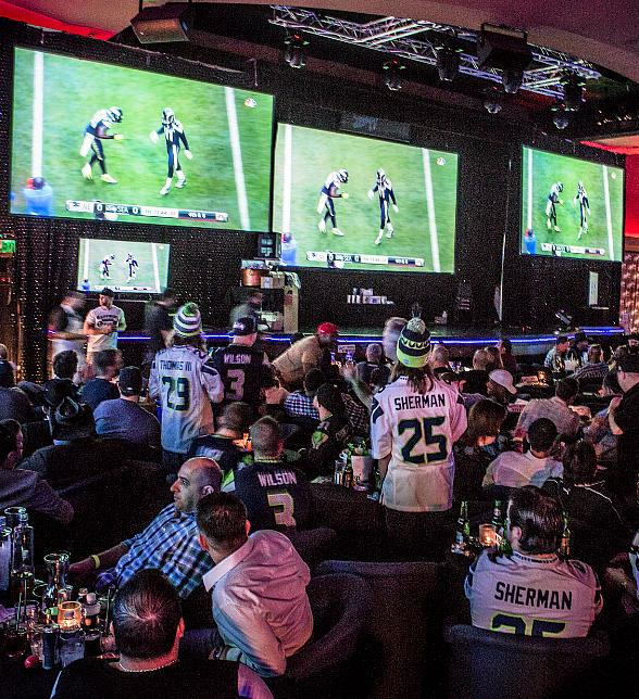 Sapphire Las Vegas Kicks off Annual Monday Night Football Party on Sept. 10
