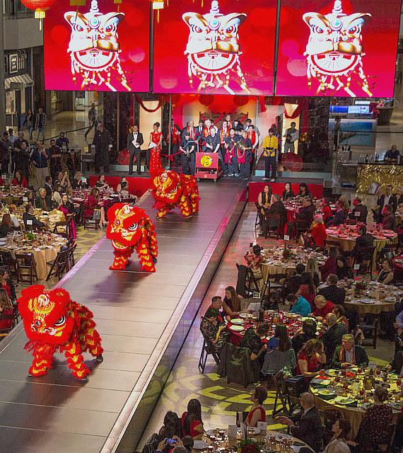 """Grand Canal Shoppes at the Venetian Resort Las Vegas & Fashion Show Las Vegas to Celebrate the """"Year of the Pig"""" with 2019 Lunar New Year Festivities"""