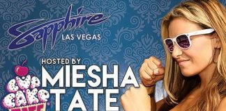 "Miesha Tate to Host UFC 193 Viewing Party at Sapphire, ""World's Largest Gentlemen's Club,"" Saturday November 14"
