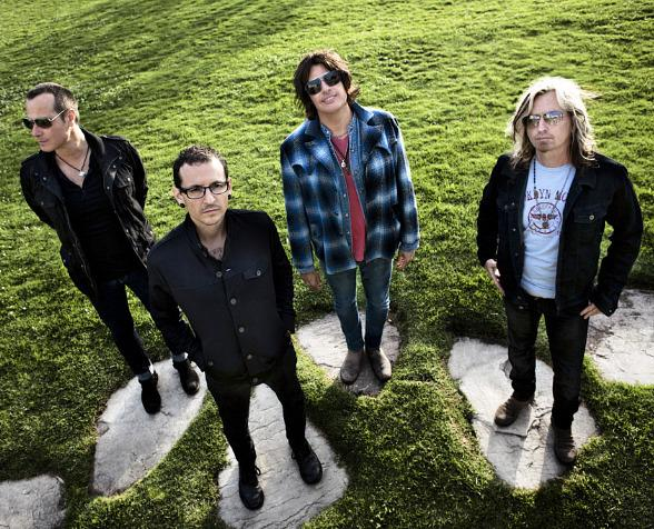 Stone Temple Pilots with Chester Bennington to Host Autograph Signing in Club Tattoo at Miracle Mile Shops Dec. 15