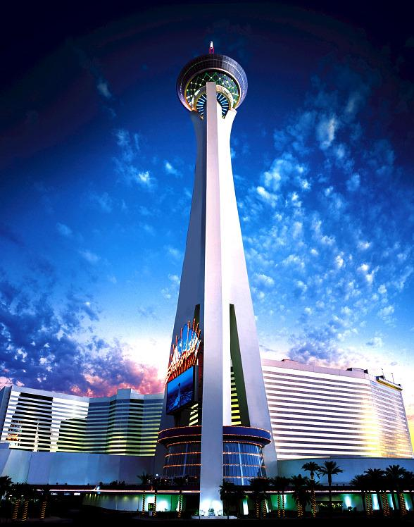 Free Stratosphere Tower Passes for Nevada Locals Every Friday, Saturday & Sunday in January 2014