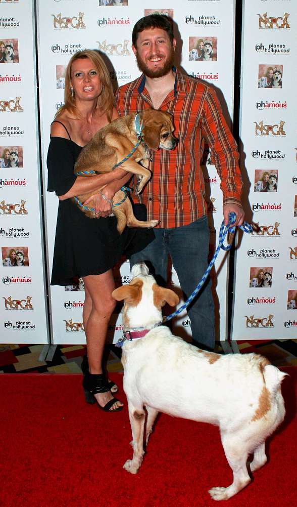 Celebrities Attend Jennifer Harman Poker Tournament at Planet Hollywood Las Vegas
