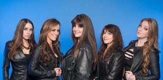 "Iron Maiden Female Tribute Band ""The Iron Maidens"" to Perform at Sam's Town Live! Sept. 12"