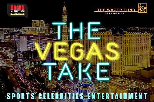 """""""The Vegas Take"""" Returns with Co-Hosts Brian Shapiro and JD Sharp Beginning July 30 on 101.5 FM/720 AM KDWN"""