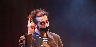 """Tape Face to Debut New Residency in """"House of Tape"""" at Harrah's Las Vegas"""
