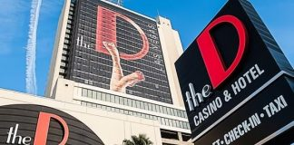 """the D Las Vegas Voted """"Best Las Vegas Casino"""" in USA Today 10Best Readers' Choice Awards"""