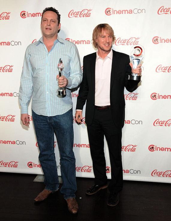 Comedy Duo of the Year: Vince Vaughn and Owen Wilson