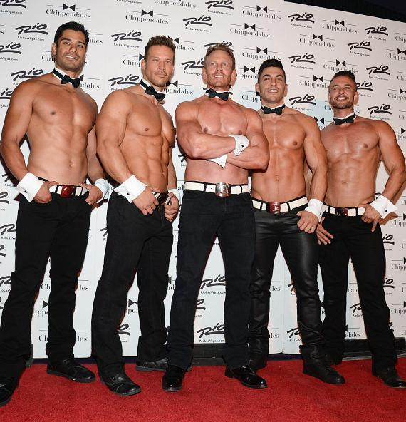 """""""Sharknado"""" and """"90210"""" Star Ian Ziering Returns to Chippendales at Rio All-Suite Hotel and Casino"""