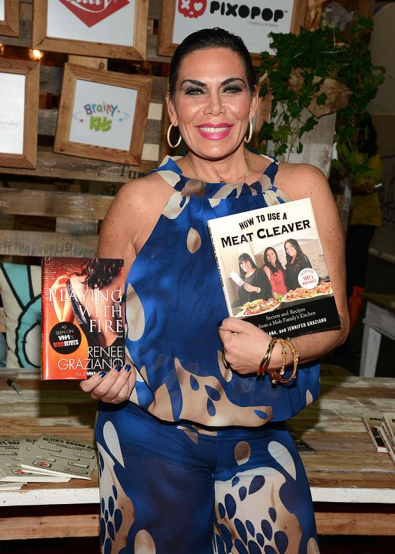 Renee Graziano at Licensing Expo