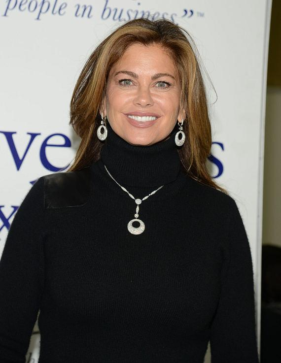 Kathy Ireland at Licensing Expo