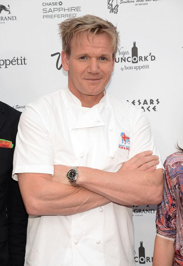 Gordon Ramsay Pub & Grill at Caesars Palace to Celebrate Premiere of New National Geographic Culinary Expedition Series,