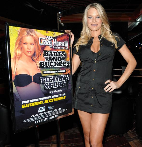 Tiffany Selby Hosts Crazy Horse III's 'Babes & Buckles' Bash in Las Vegas