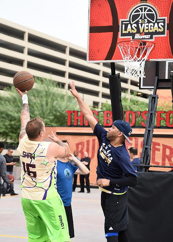 MGM Resorts International Brings Spokane Hoopfest to the Las Vegas Festival Grounds For Third-Annual Las Vegas 3on3 October 27 – 28