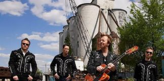 "Brian Setzer to Bring ""Rockabilly Riot! Summer Tour 2019"" to Green Valley Ranch Resort August 30, 2019"