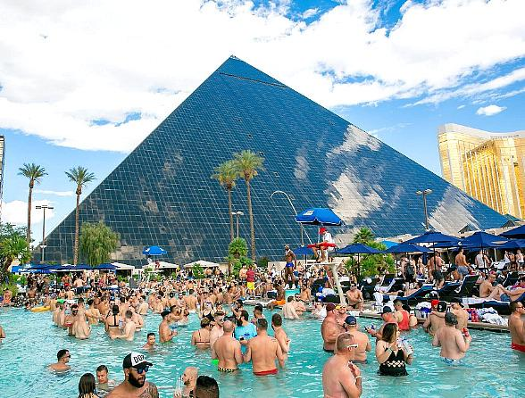 Temptation Sundays Turns Up the Heat at Luxor for 10th Consecutive Season Beginning May 12