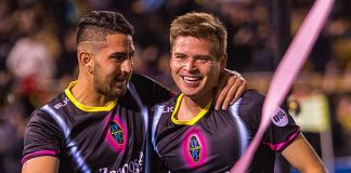 Las Vegas Lights FC Battles Reno 1868 FC to 1-1 Draw in First Leg of Silver State Cup
