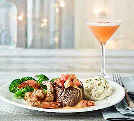 Valentine's Day Restaurant News from Fleming's, Bonefish Grill and Metro Diner