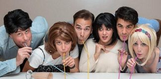 """FRIENDS! The Musical Parody"" Set to Premiere at the D Las Vegas"