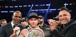 "Canelo Alvarez Defeats Gennady ""GGG"" Golovkin by Majority Decision to Become the New WBC, WBA and Ring Magazine Middleweight World Champion"