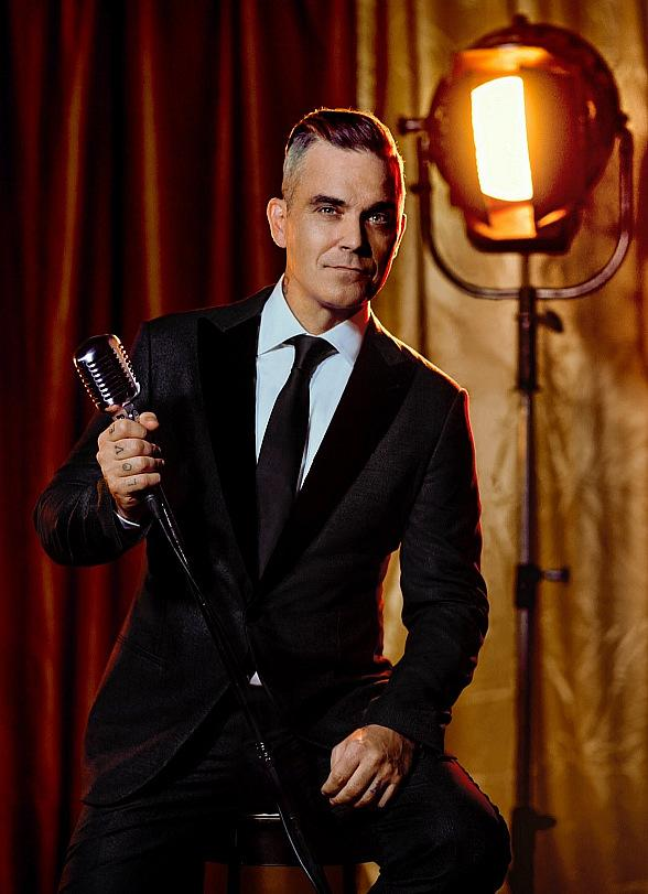 Robbie Williams Announces His First Ever Las Vegas Residency