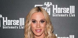 Adult Film Superstar Sarah Jessie Hosts Birthday Party at Crazy Horse 3 in Las Vegas