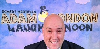 "Adam London's ""Laughternoon"" Celebrates 6 Years at the D Las Vegas"