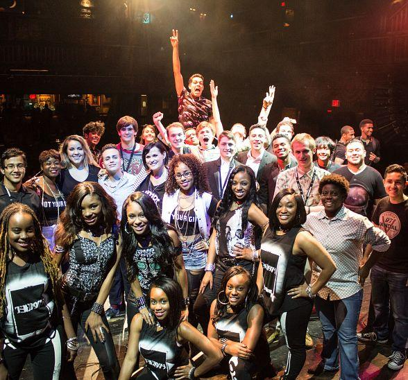 Teen Bands ' Bring Down The House' of Blues; Young Musicians Connect with Industry Pros and Take the House of Blues Stage April 7