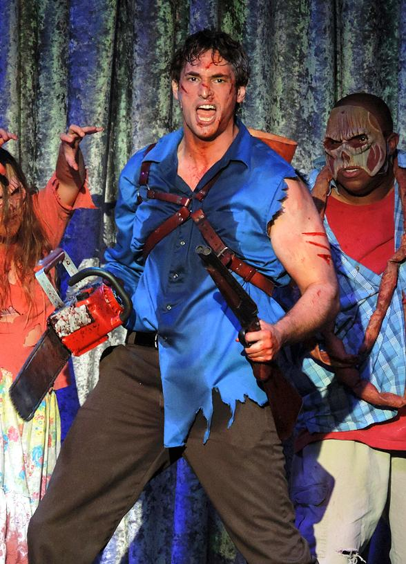 """""""Evil Dead The Musical"""" to Celebrate Two-Year Anniversary with Fans"""