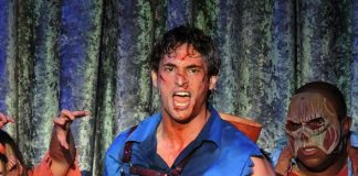 """Evil Dead The Musical"" Offers Exclusive Backstage Experiences"
